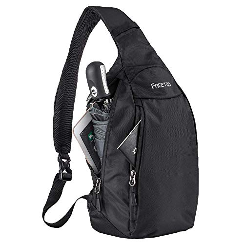 FREETOO Multifunktions Sling Bag...