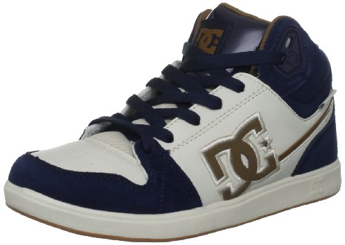 DC Shoes UNIVERSITYMID WOMENS SHOE D0303211 Damen Sportive Sneakers Blau (NAVY/GUM NGMD)