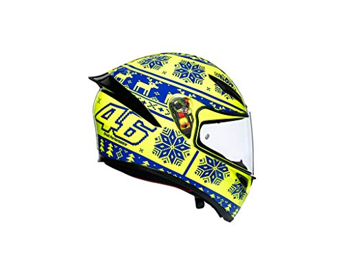 AGV K1 Winter Test 2015 ML