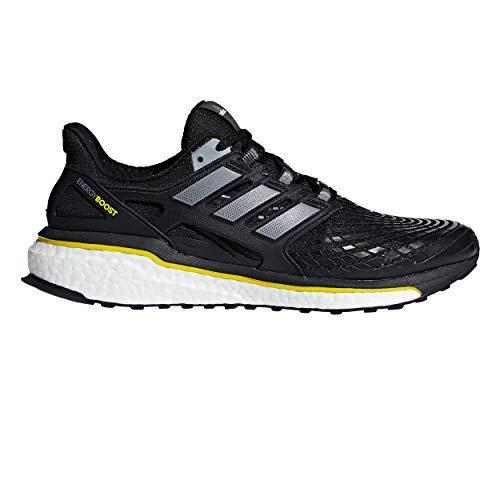 best website 00d86 a85eb Adidas Energy Boost, Scarpe Running Uomo, Nero (CblackNgtmetVivyel Cblack