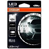 Osram 2850CW-02B LEDriving LED Retrofit W5W Luz Interior 6000K, Blister Doble