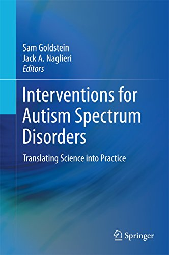 Interventions for Autism Spectrum Disorders: Translating Science into Practice (English Edition)