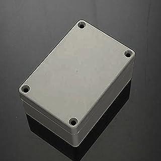 AUAUDATE Wasserdicht Kunststoff Elektronik Abzweigdose Elektronische Gehäuse Instrument Fall Hülle (100X68x50)