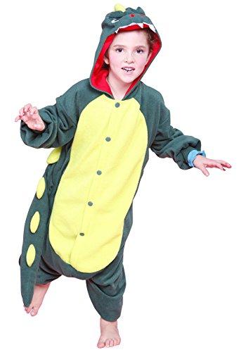 Krokodil Costume Kinder Halloween Fasching Karneval Kostüm (Boy Toddler Kostüm Zombie)