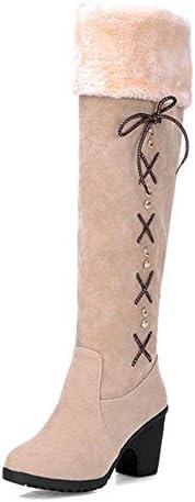 Donna Scarponi da neve il nuovo, Suola in in in gomma slittata indossare impermeabile, Assorbimento degli urti, Set di piedi caldo Scarponi da neve , 1 , UK 6.5   EU 39 B07B66J7MJ Parent | Design professionale  | Ufficiale  95aaf3