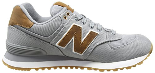 New Balance Ml574txd, Sneakers basses homme Gris (Grey)