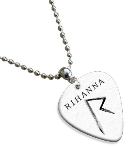 Rihanna ( Classic Logo Range) Premium Gitarre Plektrum Kette