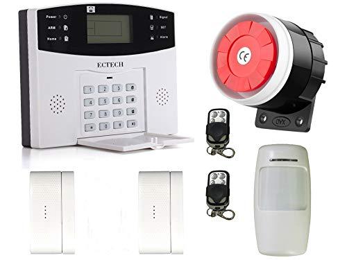 ECTECH Home Security GSM Alarm S...