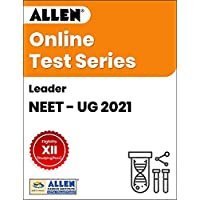 ALLEN- Leader NEET-UG 2021 Online Test Series (Email Delivery in 24 Hours- No CD)