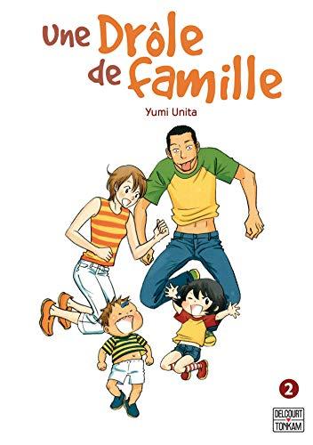 Une drôle de famille Edition simple Tome 2