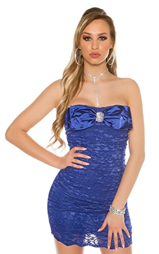 KouCla -  Vestito  - Donna blu royal