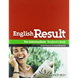 English result. Pre-intermediate. Entry checker-Student's book-Workbook-Key. Con espansione online. Per le Scuole superiori. Con DVD. Con CD-ROM. Con Multi-ROM