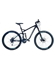 Hawk thirt ythree FS 27.5–Bicicleta fullsusp ension Mountain Bike 27,5pulgadas 120mm de recorrido de 24marchas.
