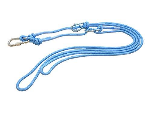 LEORIDO Schlingentrainer Seil Griffe und Türanker   einfache Verstellbarkeit   Made in Germany