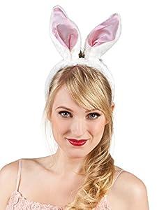 ADULTS Adult bunny ears (accesorio de disfraz)