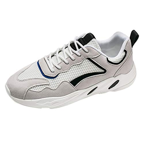 Worsworthy Scarpe La Sportiva Uomo Scarpe Running Uomo Sneakers Everlast Lacci Scarpe Scarpe da Corsa in Tessuto con Cuciture in Tessuto Traspirante E Casual da Uomo
