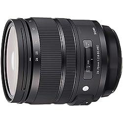Sigma Objectif 24-70mm F2,8 DG OS HSM Art - Monture Canon