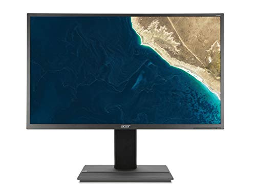 Acer B326HULymiidphz 81,3 cm (32 Zoll) Monitor (DVI, HDMI, USB, 6ms Reaktionszeit) dunkelgrau
