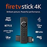 Amazon Fire TV Stick 4K Ultra HD with Alexa Voice Remote | streaming media player only £49.99 on Amazon