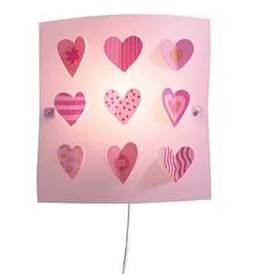 Haba - Lampe - Coeurs
