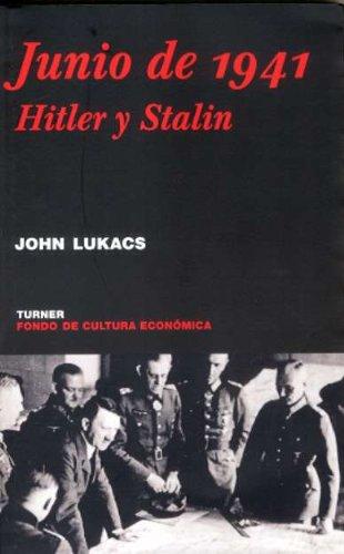 Junio de 1941 : Hitler y Stalin