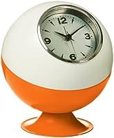 Premier Housewares Réveil rétro Boule Orange
