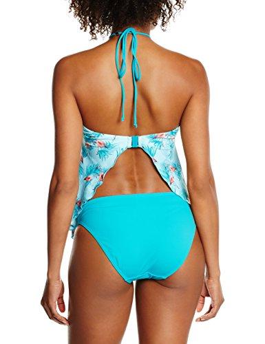 Cache Coeur Miami, Tankini Premaman Donna, Multicolore, 44 (taglia Produttore: X-large)