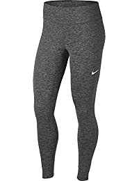 a8d12856c71092 Nike W NK PWR VCTRY TGHT - Mallas, Mujer, Negro(Black Heather/
