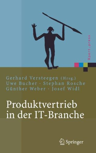Produktvertrieb in der IT-Branche: Die SPIN-Methode (Xpert.press) (German Edition) (Spin Die Cycle)