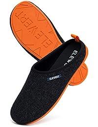 5a0f766faf5 Amazon.es  39 - Zapatillas de estar por casa   Zapatos para hombre ...