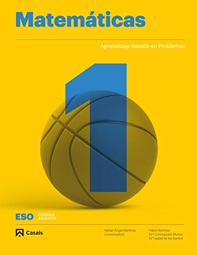 Matemáticas 1 ESO (Código abierto)