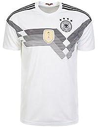 eb5ea6d85b Lvbeis World Cup 2018 Hombres Sportswear Fútbol Alemania Camiseta  Transpirable