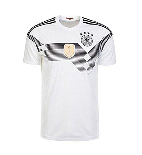 Lvbeis World Cup 2018 Hombres Sportswear Fútbol Alemania Camiseta Transpirable,Midium