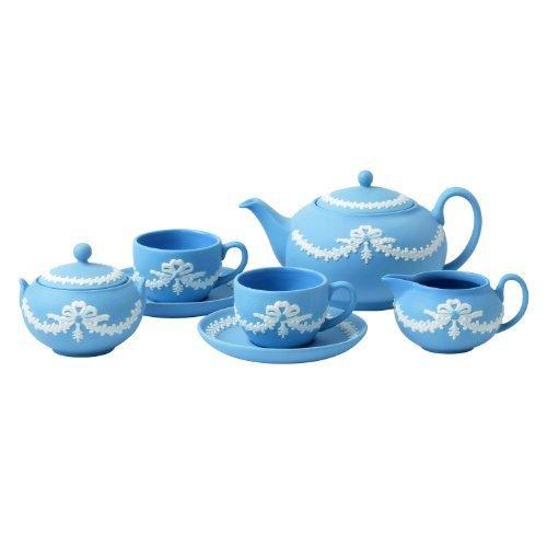 Wedgwood Miniature Tea Set by