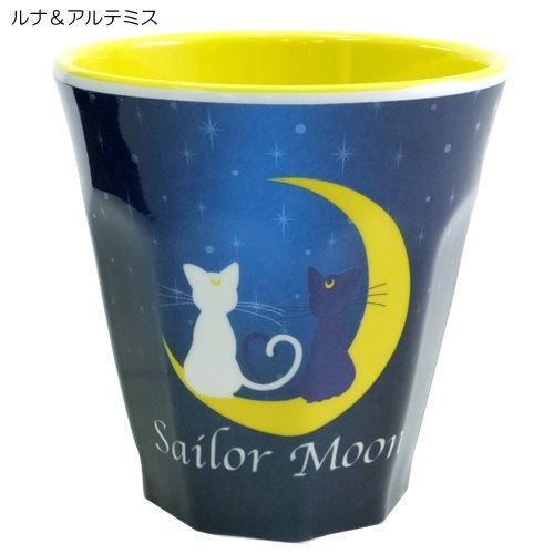 Sailor Moon anime melamina tazza ordine oggettistica mail / [Luna e Artemis] (japan import)
