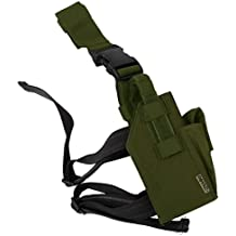 Holster Professional 830P Plus Series Muslera Verde Militar, Para Pistola Universal Desert Eagle