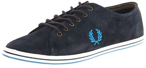 Fred Perry Kingston Suede Bleu Marine