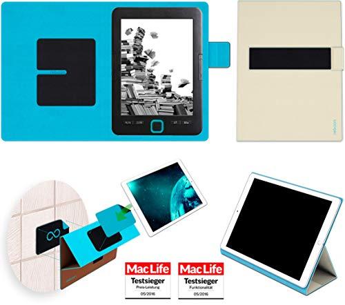 reboon Hülle für Alcor Myth LED Tasche Cover Case Bumper | in Beige | Testsieger