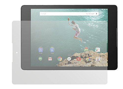 dipos I 3X Schutzfolie matt passend für HTC Google Nexus 9 Folie Bildschirmschutzfolie