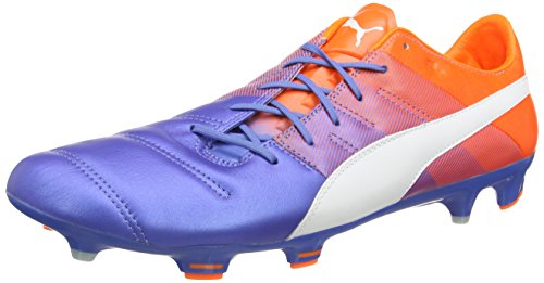 Puma Ep 1.3 Lth Fg Q4, Scarpe da Calcio Unisex – Adulto Blu (Blue 03)