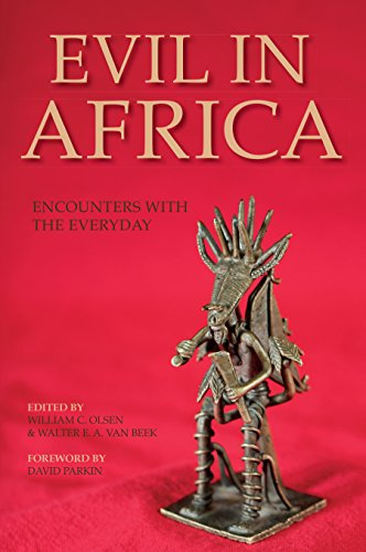 Evil in Africa: Encounters with the Everyday (English Edition)