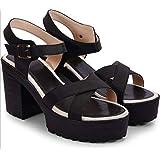 Latest Block Heel Sandal Collection for Women