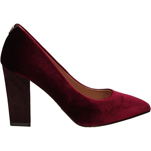 TWIN SET , Chaussures de sport d'extérieur pour femme violet bordeaux 35 EU Bordeaux