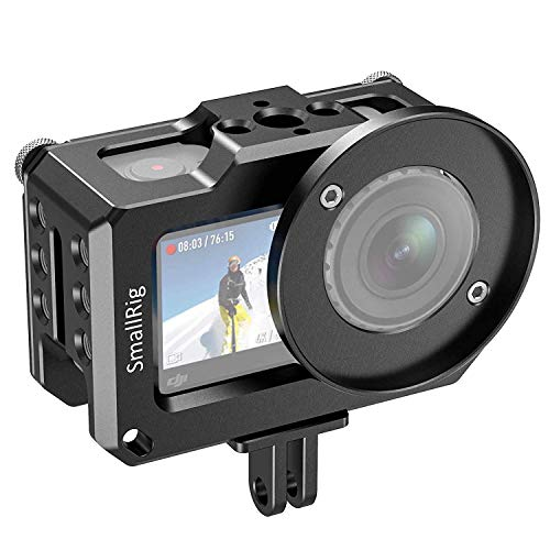 SMALLRIG Cage para dji Osmo Action - CVD2360