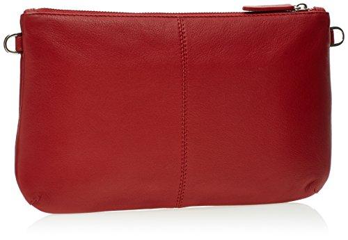 Le Tanneur Valentine Ttv3a00, Pochette Rosso (rosso)