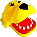 TOYMYTOY Finger Biting Toy Dog Mouth Dentist Bite Finger Game Funny Toy Kids Children Gift (Random Color)