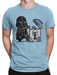 Camisetas La Colmena 209 - Parodia Robotictrashcan (Donnie)