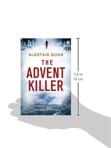 The Advent Killer (Detective Inspector Antonia Hawkins)