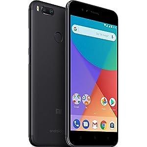 Xiaomi Mi A1 Smartphone 4G 64 GB 4 GB Doble Sim, estafar Google Play [versió Europea] negre