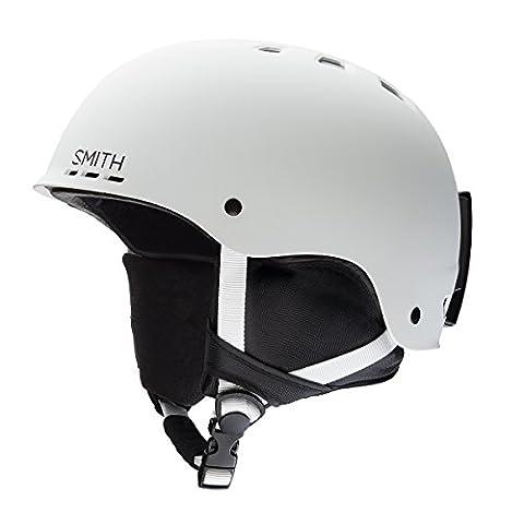 Smith Men Holt 2 Helmet - Matte White, Size 51 - 55